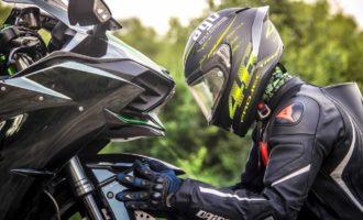 La Mutuelle des motards prend en charge l'airbag électronique moto