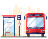 icone transport en commun