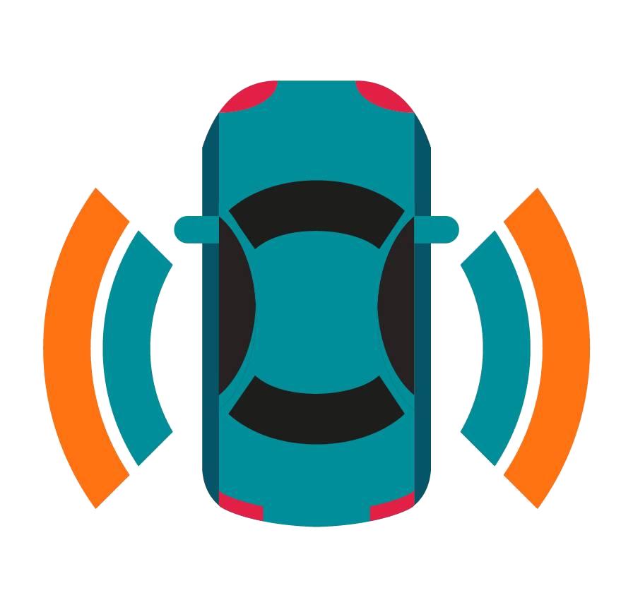 icone voiture connecte