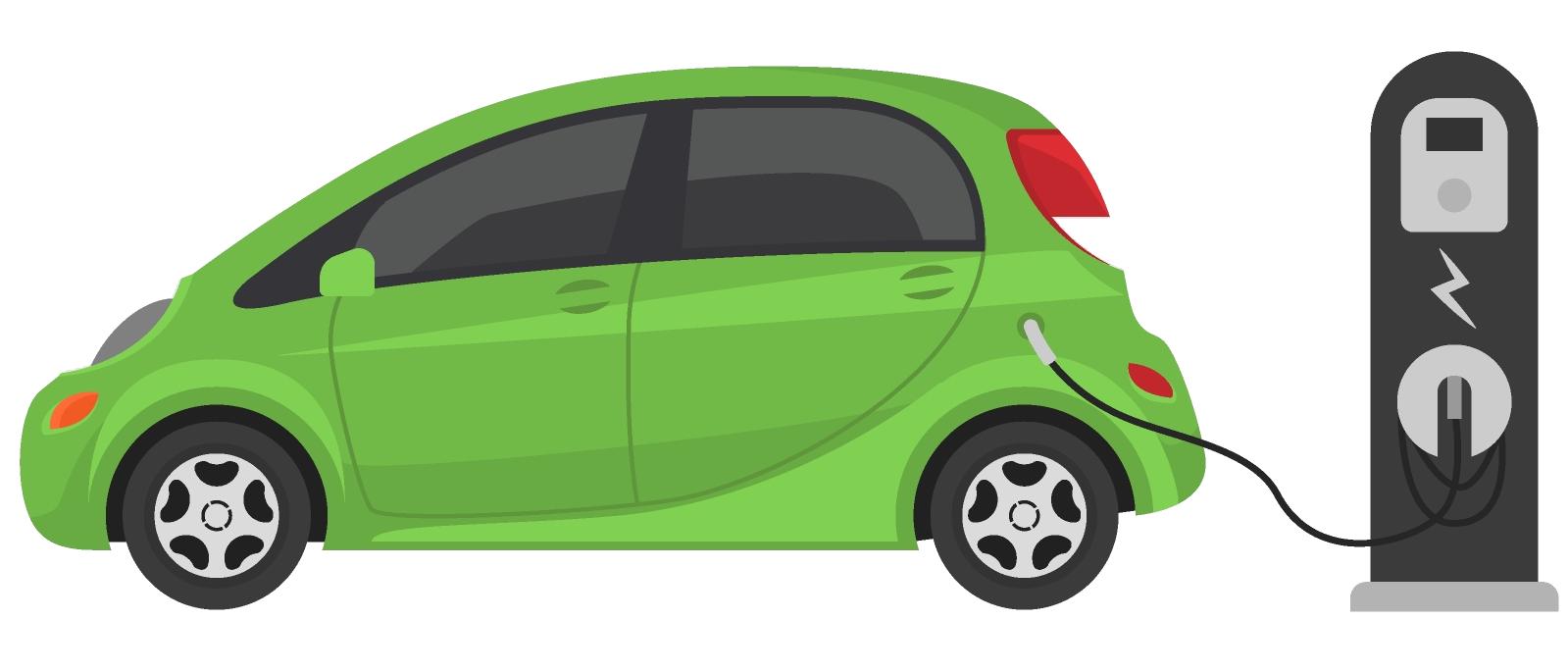 icone vehicule propre