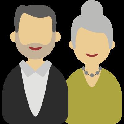 assurance obsèques couple soixantenaire