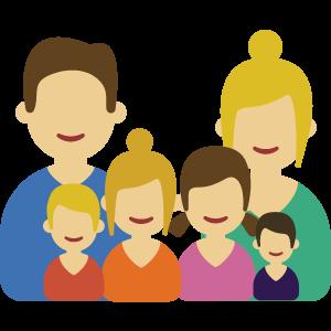 Prix d'une mutuelle santé pour une famille avec quatre enfants
