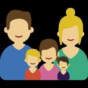 Prix d'une mutuelle santé pour une famille avec trois enfants