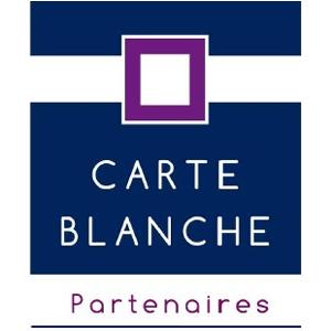 Logo Carte Blanche Partenaires