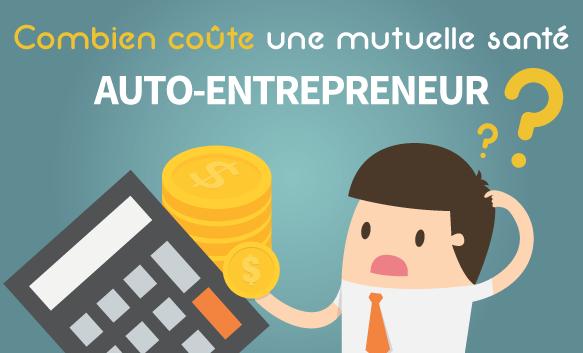 Prix d'une mutuelle pour un auto-entrepreneur