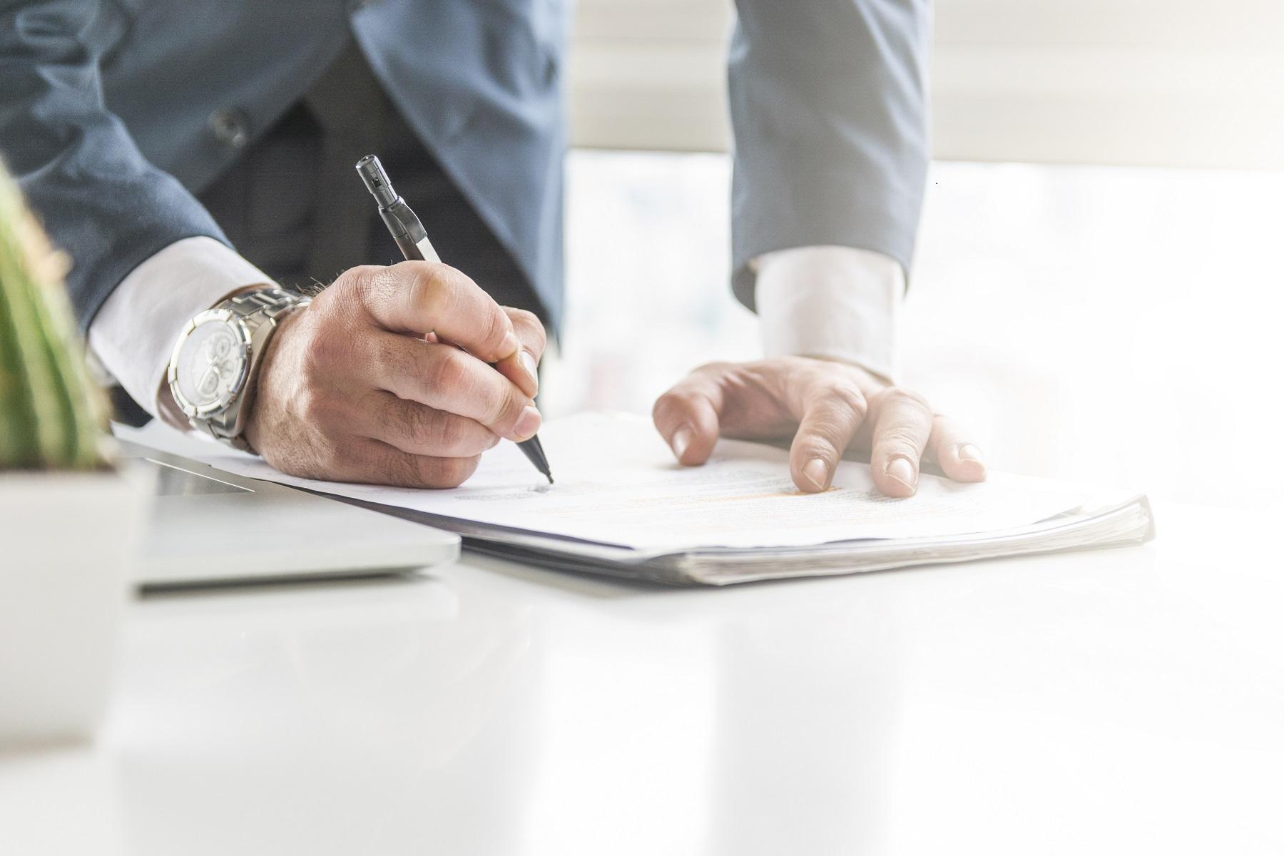 signature contrat collectif prévoyance