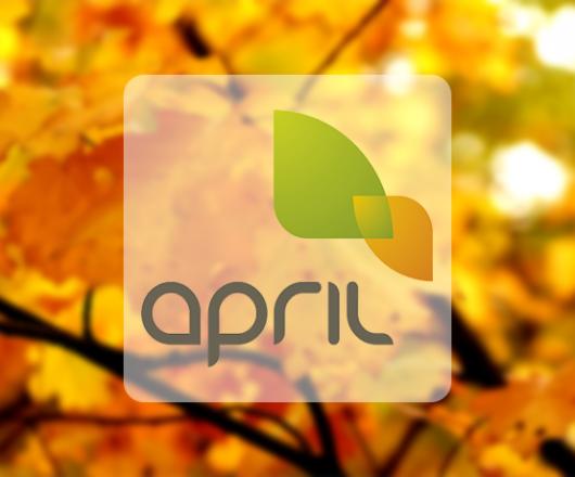 Nouvelles offres APRIL cet automne