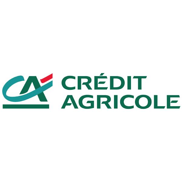 blaCrédit Agricole logo