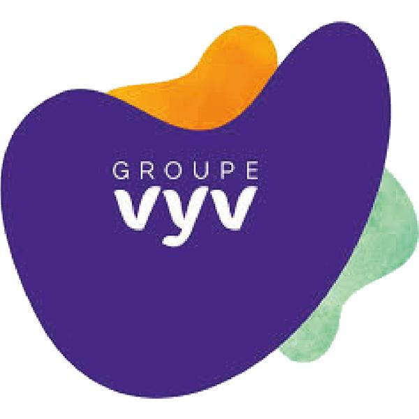 Groupe Vyv logo